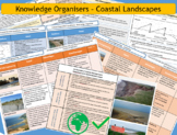 GCSE Coastal Landscapes AQA 9-1 -Knowledge Organisers and Revision Summaries.
