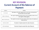 GCSE Economics Revision Packs: The UK Economy & Globalisation - OCR