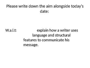 "GCSE Eng Lit, unseen poetry, ""The Mower"", Philip Larkin, reading, analysis"