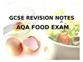 GCSE / Examine Revision  Food Technology