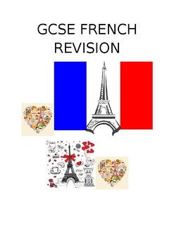 GCSE FRENCH REVISION