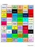 GCSE FRENCH - Travel and Tourism 5 (verbs) - COLOUR MATCH