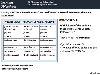 GCSE French - Theme 1 - Identity & Culture - Complete Resource Bundle
