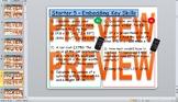 GCSE KS4 (Grade 8-11) Maths Starters - Higher - Basic and Advanced