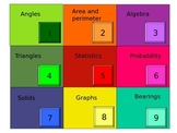 GCSE Mixed Maths Massive Revision Pack