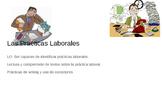 GCSE Prácticas Laborales