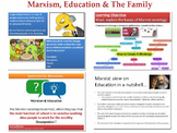 GCSE Sociology - Marxism, Education & Family