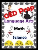 GED 2015: Math-Language Arts-Science