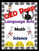 GED Math-Language Arts-Science