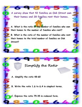 GED Ratio and Proportion