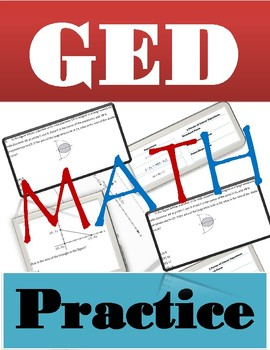 GED Math Test-200 Questions