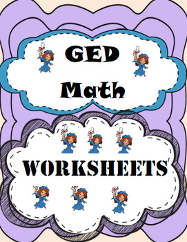 Ged Math Worksheet Bundle