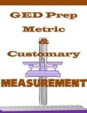 GED Prep-Measurement