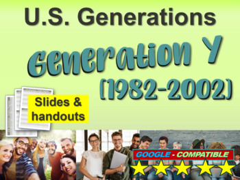GENERATION Y (MILLENNIALS) - Part 6 of the fun & engaging