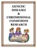 GENETIC DISEASES RESEARCH
