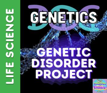 GENETICS: Genetic Disorder Project! Enrichment Activity!