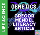 Distance Learning- GENETICS: Gregor Mendel and Mendel's La