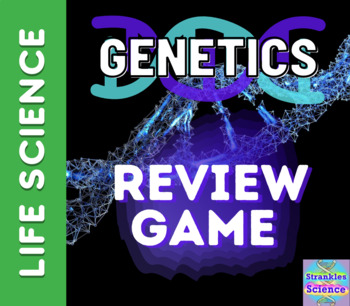 """GENETICS: """"I have, who has?"""" Review Game! Engaging, whole-class fun!"""