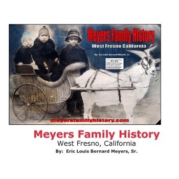GENETICS-Meyers Family History- Family Tree and Pedigree...180-pages