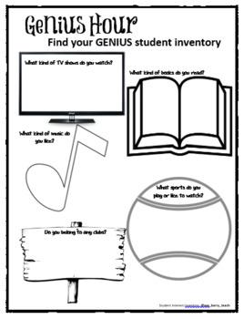 GENIUS Hour in the Intermediate Classroom