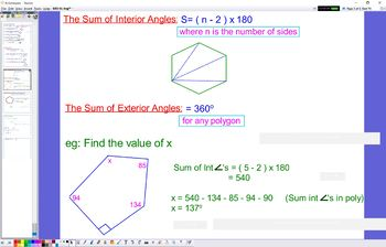 GEO 01 Angles review