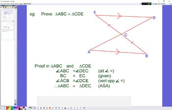 GEO 02 Congruent Triangles