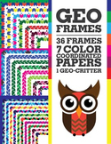 GEO-FRAMES - Papers & Frames