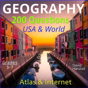 Geography 200 usa world map questions for atlas internet geography 200 usa world map questions for atlas internet grades 3 7 gumiabroncs Choice Image