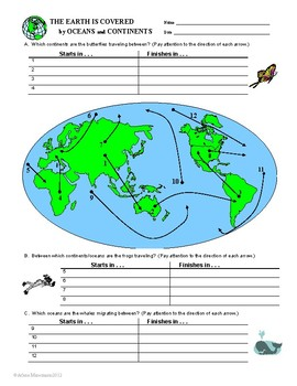 GEOGRAPHY BASICS Study Unit with Essential Lessons