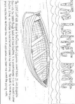 GEOGRAPHY: Chesil Beach: The Lerret Boat Design