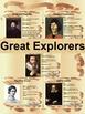 Continents and Oceans - Landforms - Great Explorers - BUNDLE