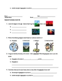 GEOGRAPHY OF LATIN AMERICA MULTIPLE LESSON Plan