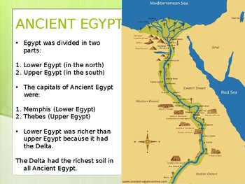 GEOGRAPHY_ANCIENT EGYPT