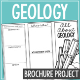 GEOLOGY: Earth Science Research Brochure Template Project