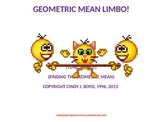 GEOMETRIC MEAN SONG