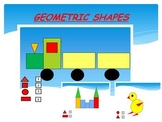 Shapes - Math - PowerPoint Presentation end of the year activities