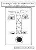 GEOMETRICAL SHAPE FACES - MIXED SHAPES