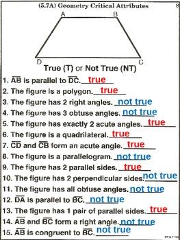 Geometry: Critical Attributes III (animated)