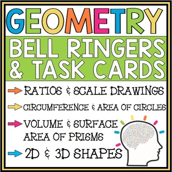 GEOMETRY WARM UPS AND TASK CARDS