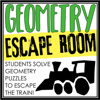 GEOMETRY AND MEASURMENT ESCAPE ROOM