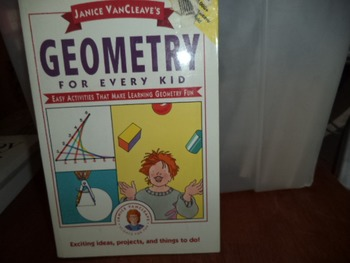 GEOMETRY FOR EVERY KID   ISBN 0-471-31141-3