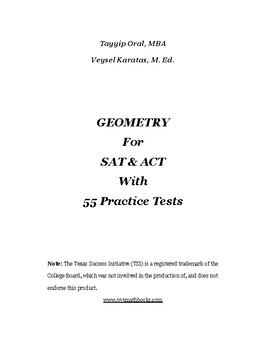 GEOMETRY  FOR SAT AND ACT