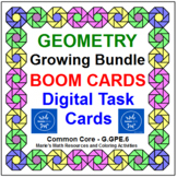 "GEOMETRY ""GROWING"" BUNDLE: 35 SETS OF ""DIGITAL"" BOOM CARDS"