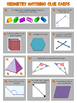 GEOMETRY MATCHING GAMES