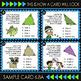 GEOMETRY ★ Math TEKS 6.8A 6.8B 6.8C 6.8D ★ STAAR Math Review Task Cards