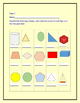 GEOMETRY PROJECT: PLANE & SOLID FIGURES: MG3, GRADES 4-7