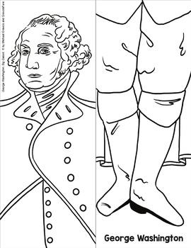 GEORGE WASHINGTON: A Big Galoot FREEBIE for President's Day