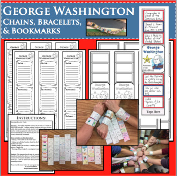 GEORGE WASHINGTON Chains Bracelets Research Project Biography
