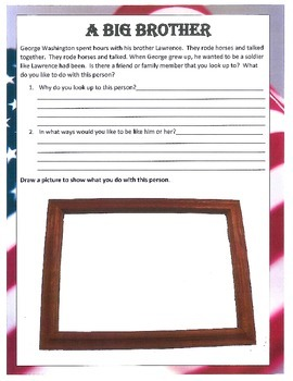 GEORGE WASHINGTON Teaching Study Unit Presidents Day US History CCSS