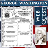 GEORGE WASHINGTON U.S. PRESIDENT WebQuest Research Project Biography